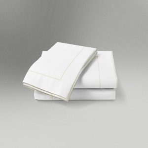 MILANO TOP SHEET QUEEN IVORY