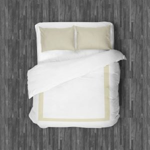 BELLAGIO DUVET QUEEN IVORY