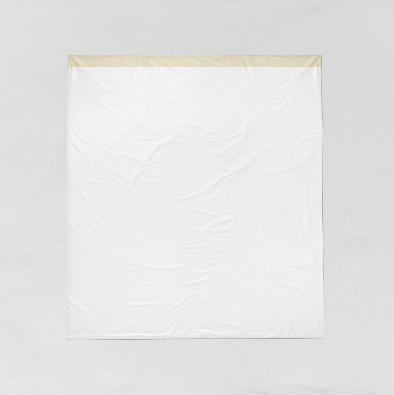 BELLAGIO TOP SHEET QUEEN IVORY