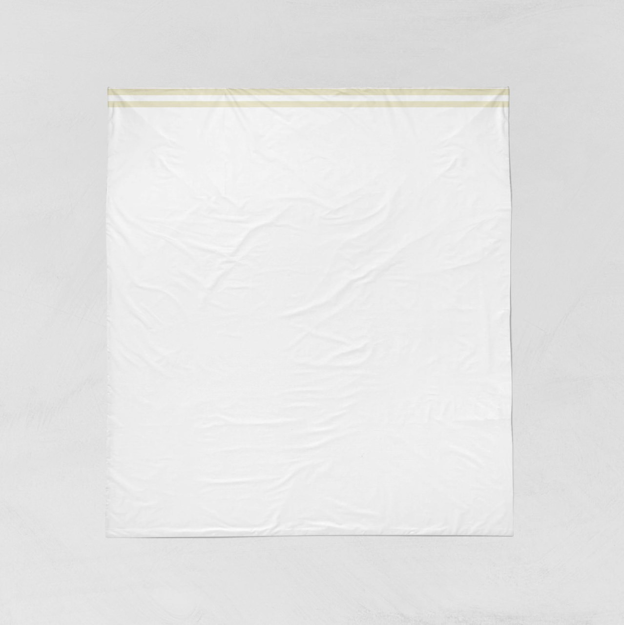 AMALFI TOP SHEET QUEEN IVORY